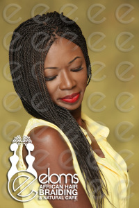 Senegalese Twists - Mini size